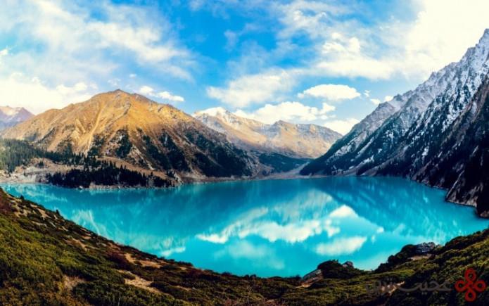 کوههای فن (fann mountains)، تاجیکستان