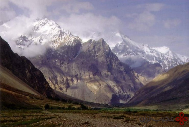 کوه‌های پامیر (the pamir mountains)