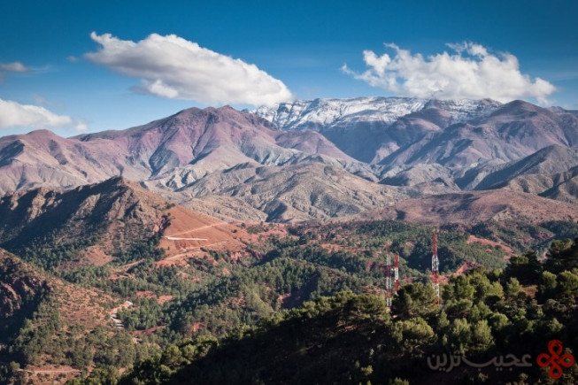 کوه های اطلس