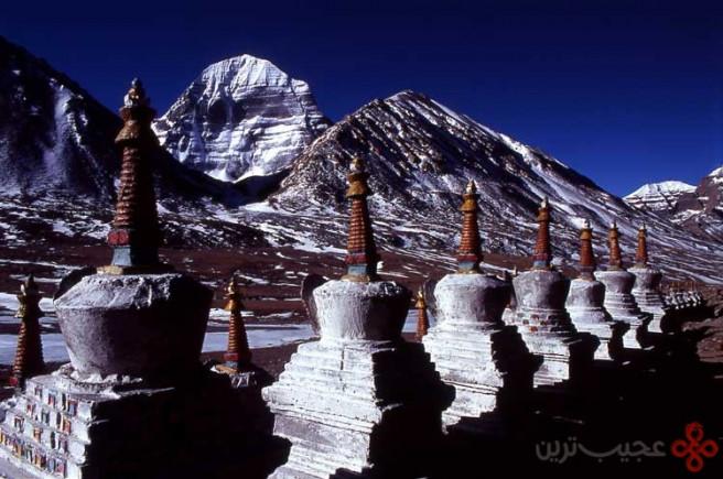 کوه کایلاش (kailash)