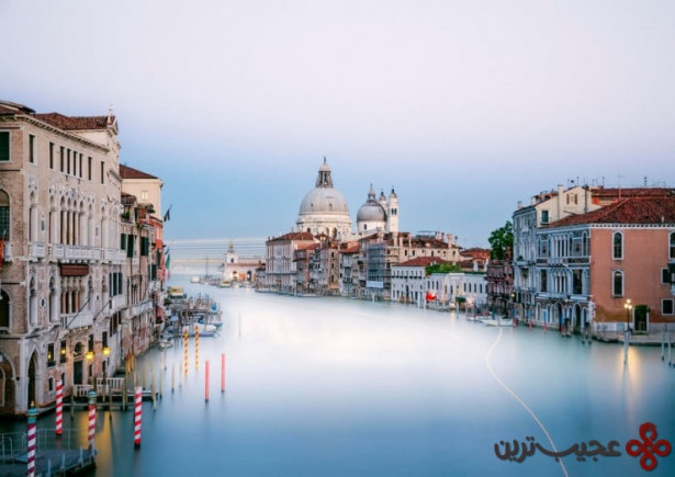گراند کانال (کانال بزرگ)، ونیز، ایتالیا