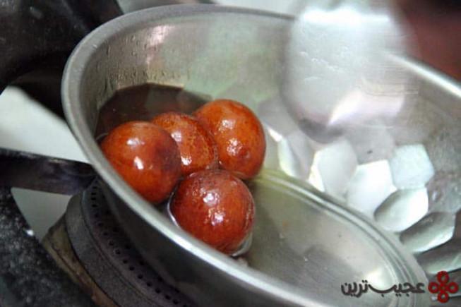 گلاب جامون (gulab jamun)