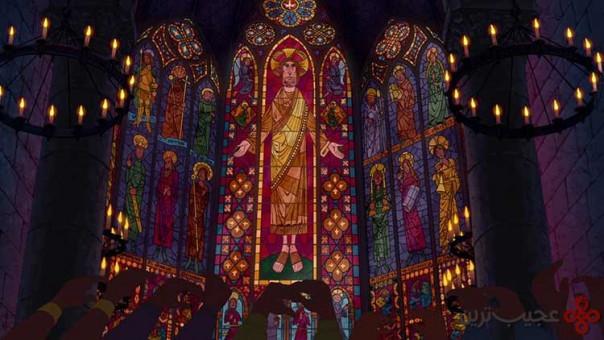 گوژپشت نتردام، کلیسای نتردام، پاریس، فرانسه