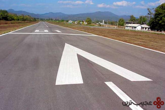 ۱۰ فرودگاه هوانگ هو (hwang ho)، جزیرهی صبا (saba)، جزایر آنتیل هلندی