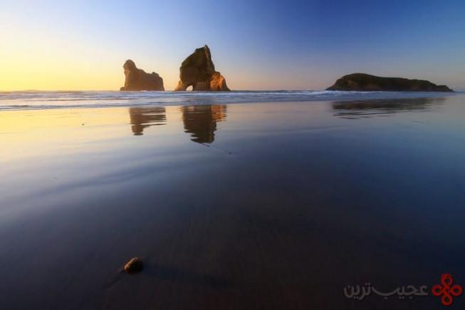 ۳ ساحل wharariki