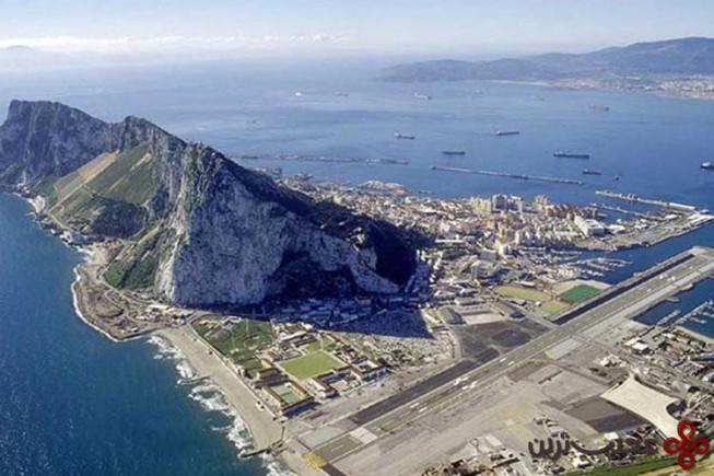۴ فرودگاه جبل الطارق1