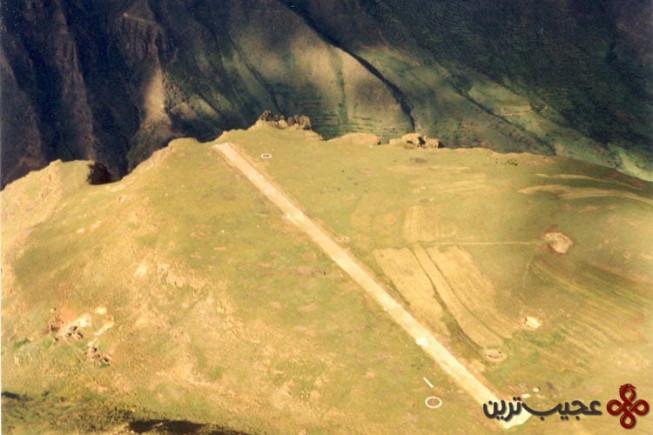 ۵ باند فرود در ماتاکین (matekane)، لسوتو(lesotho)1