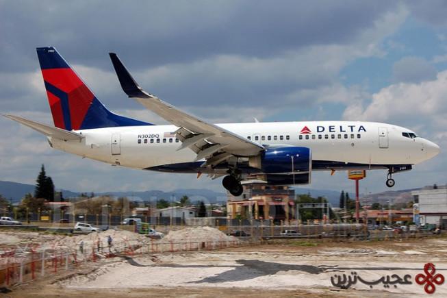 ۷ فرودگاه تانکونتین (toncontin)، تگوسیگالپا (tegucigalpa)، هندوراس2