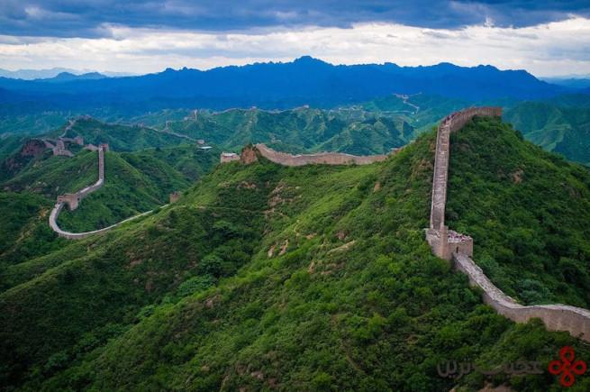 1دیوار بزرگ چین