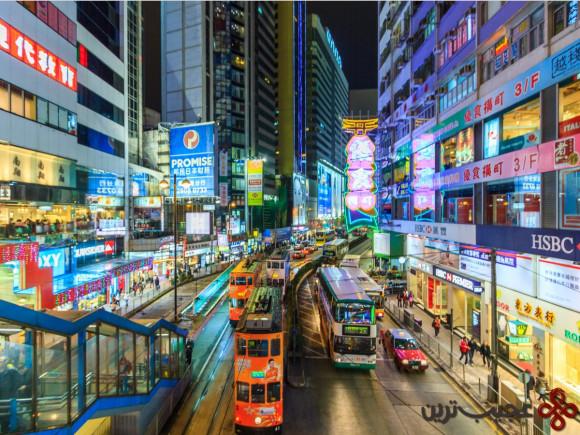 1 hong kong 278 million international visitors