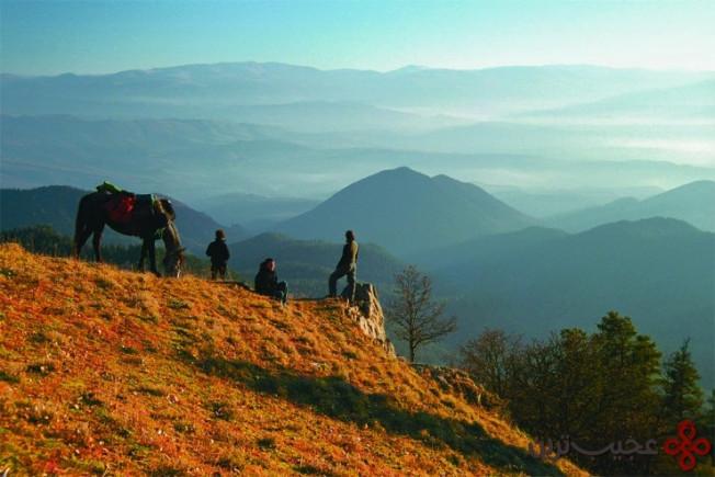 10پارک ملی برجومی خاراگائولی (borjomi kharagauli national park)، گرجستان