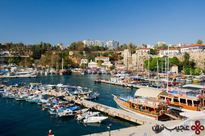 11 antalya turkey 115 million international visitors