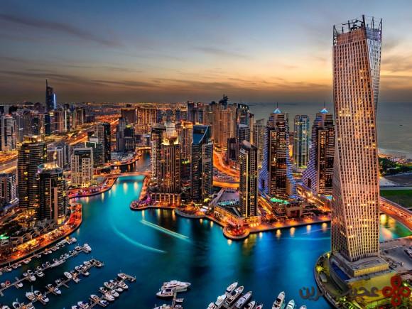 12 dubai united arab emirates 114 million international visitors