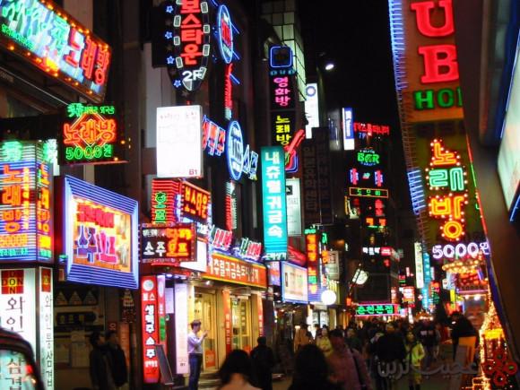 13 seoul south korea 94 million international visitors