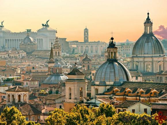 14 rome italy 88 million international visitors