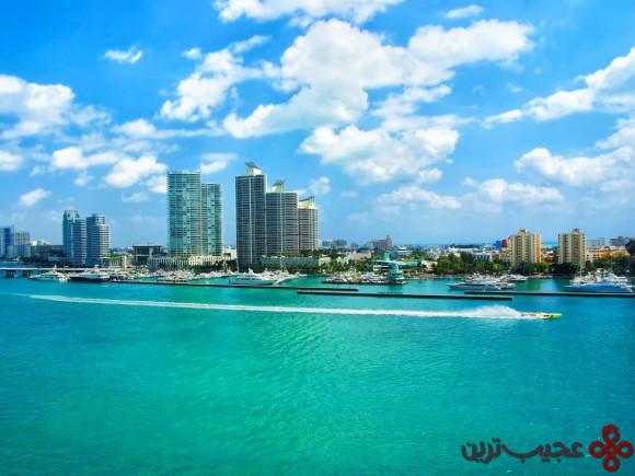 18 miami florida 73 million international visitors