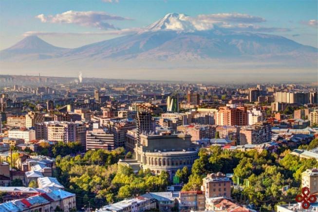 3ایروان، ارمنستان