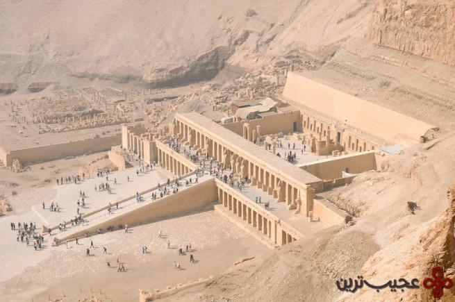 3معبد حتشپثوت
