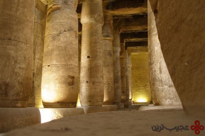 5معبد ستی اول