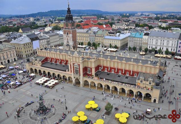 میدان بازار اصلی
