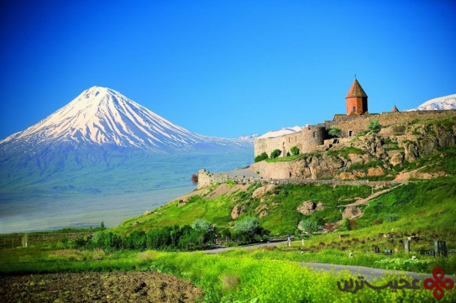 7کوه آرارات، ارمنستان