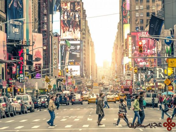 8 new york new york 122 million international visitors