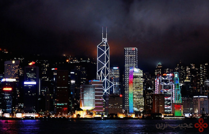 9بانک برج چین