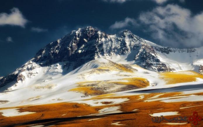 9کوه آراگاتس، ارمنستان1