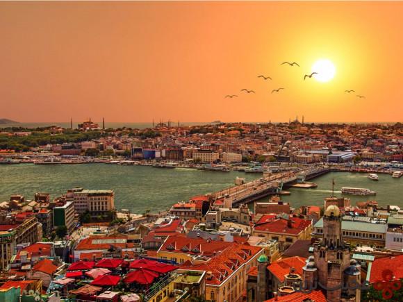 9 istanbul turkey 119 million international visitors