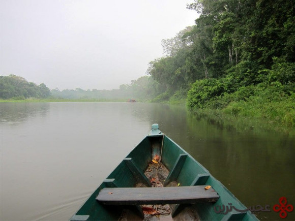 amazon river through peru