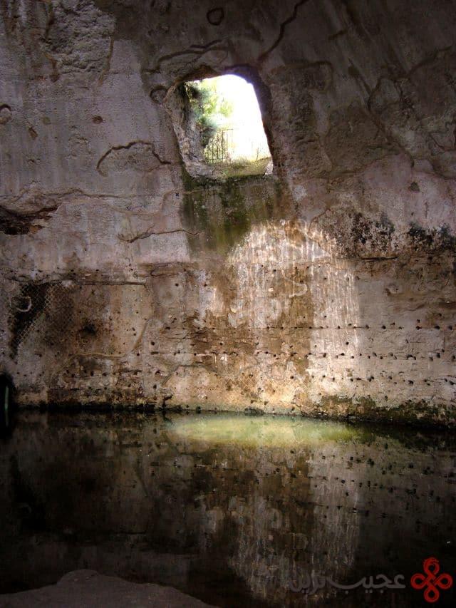 baiae italy sunken ruins 81