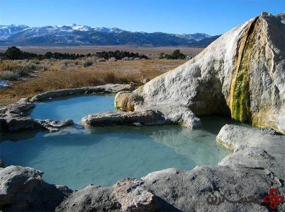 calistoga hot springs, california