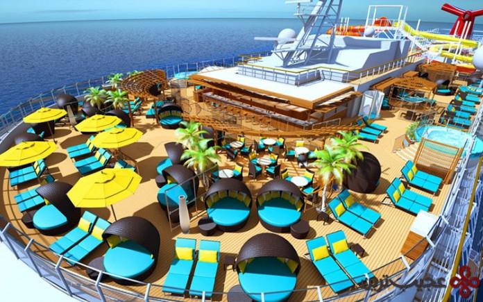 carnival cruise line's carnival vista