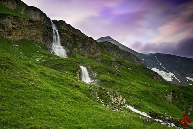 central austrian alps, austria