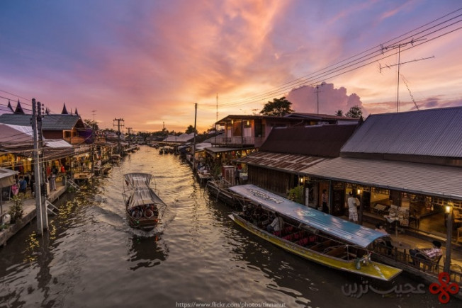 floating market by tinnapat chaikoonsaeng 740x494