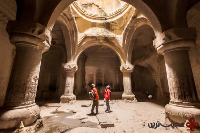 geghard monastery1