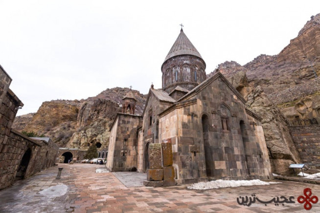 geghard monastery2