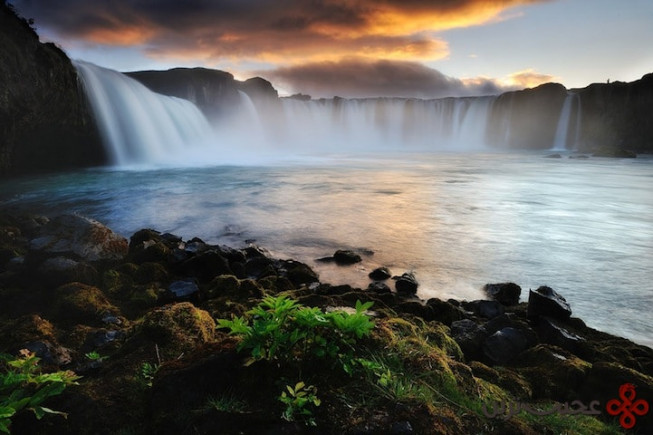 godafoss photo by andy mumford