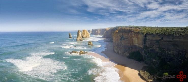 great ocean walk، ویکتوریا، استرالیا 3