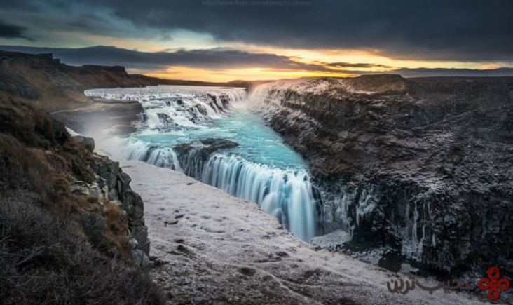 gullfoss photo by coolbiere a
