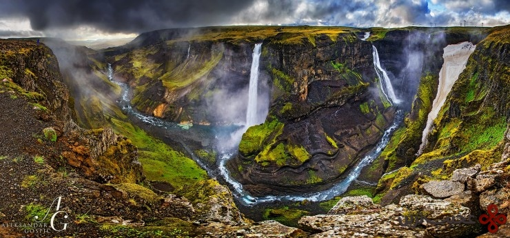 haifoss photo by aleksandar gospić 740x345