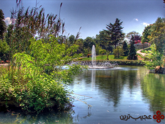 have a walk in the emirgan park3