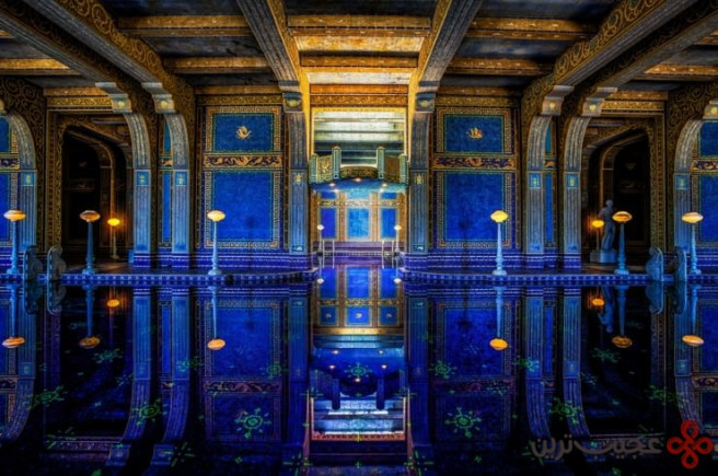 hearst castle, san simeon, california, usa3