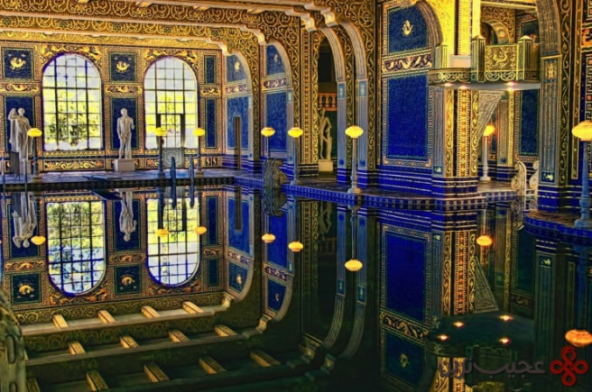 hearst castle, san simeon, california, usa4