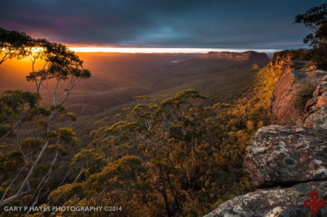 jamison valley, new south wales, australia1