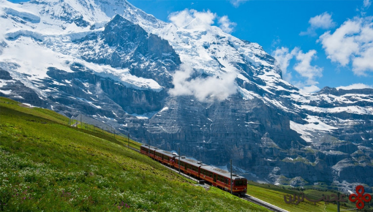 jungfraujoch rails, switzerland4