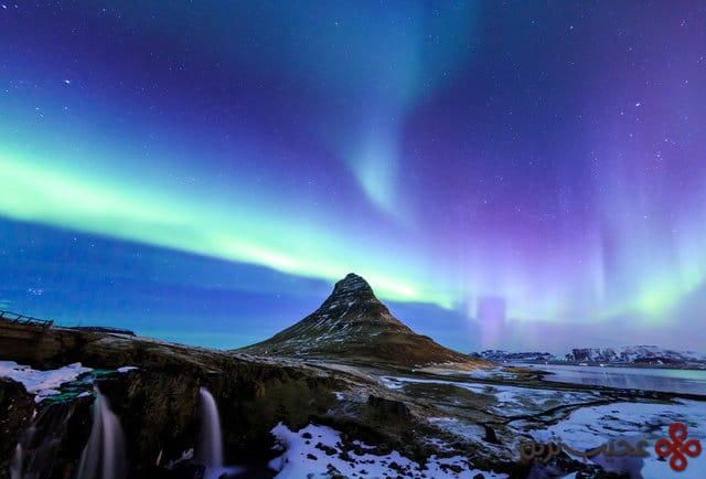 kirkjufell، ایسلند