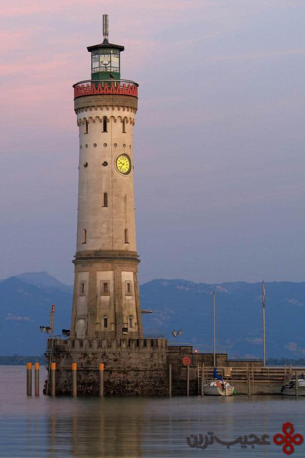 lindau lighthouse, germany