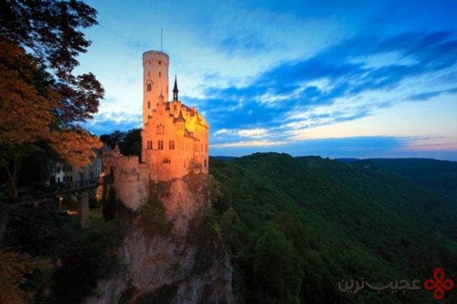 lichtenstein castle large