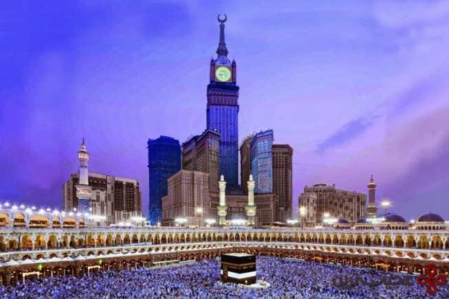 makkah royal clock